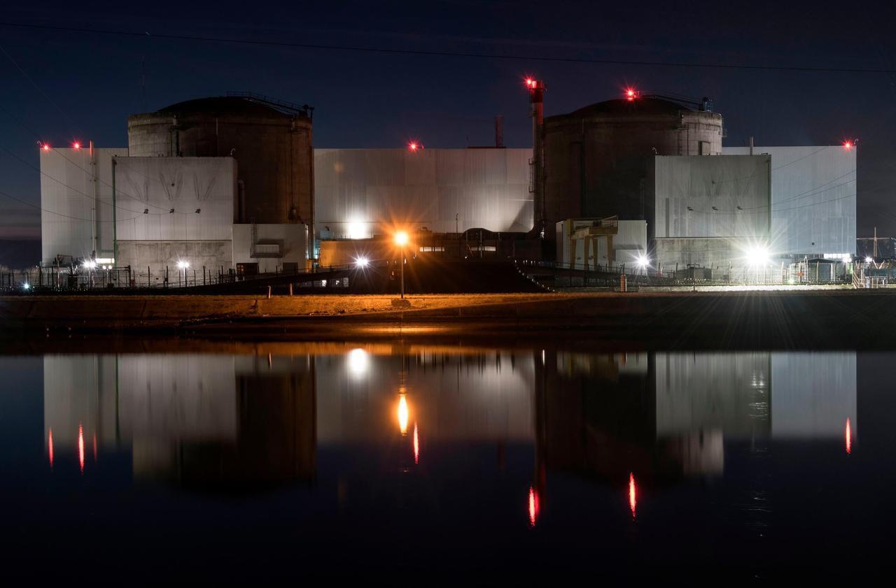 Centrale nucléaire de Fessenheim : la procédure d'arrêt du premier réacteur a débuté
