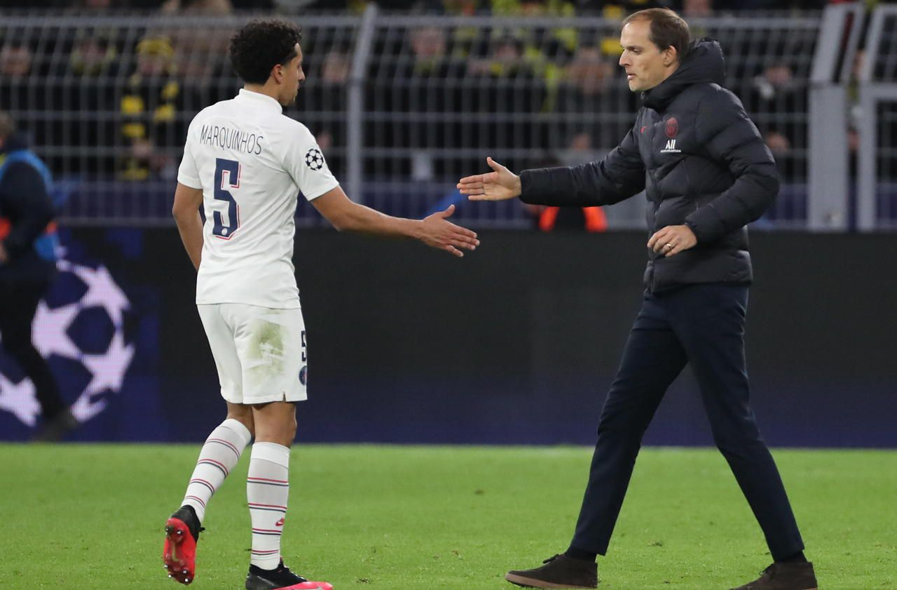 Dortmund-PSG : Thomas Tuchel, une tactique qui fait tiquer