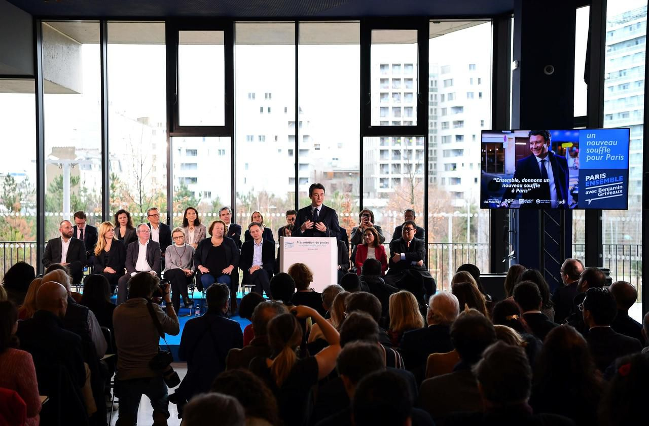 Affaire Griveaux : la folle journée dans les QG de campagne parisiens