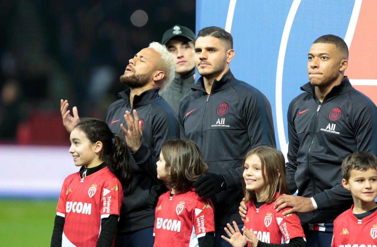 Monaco - PSG : Paris avec les Quatre Fantastiques, sans Verratti