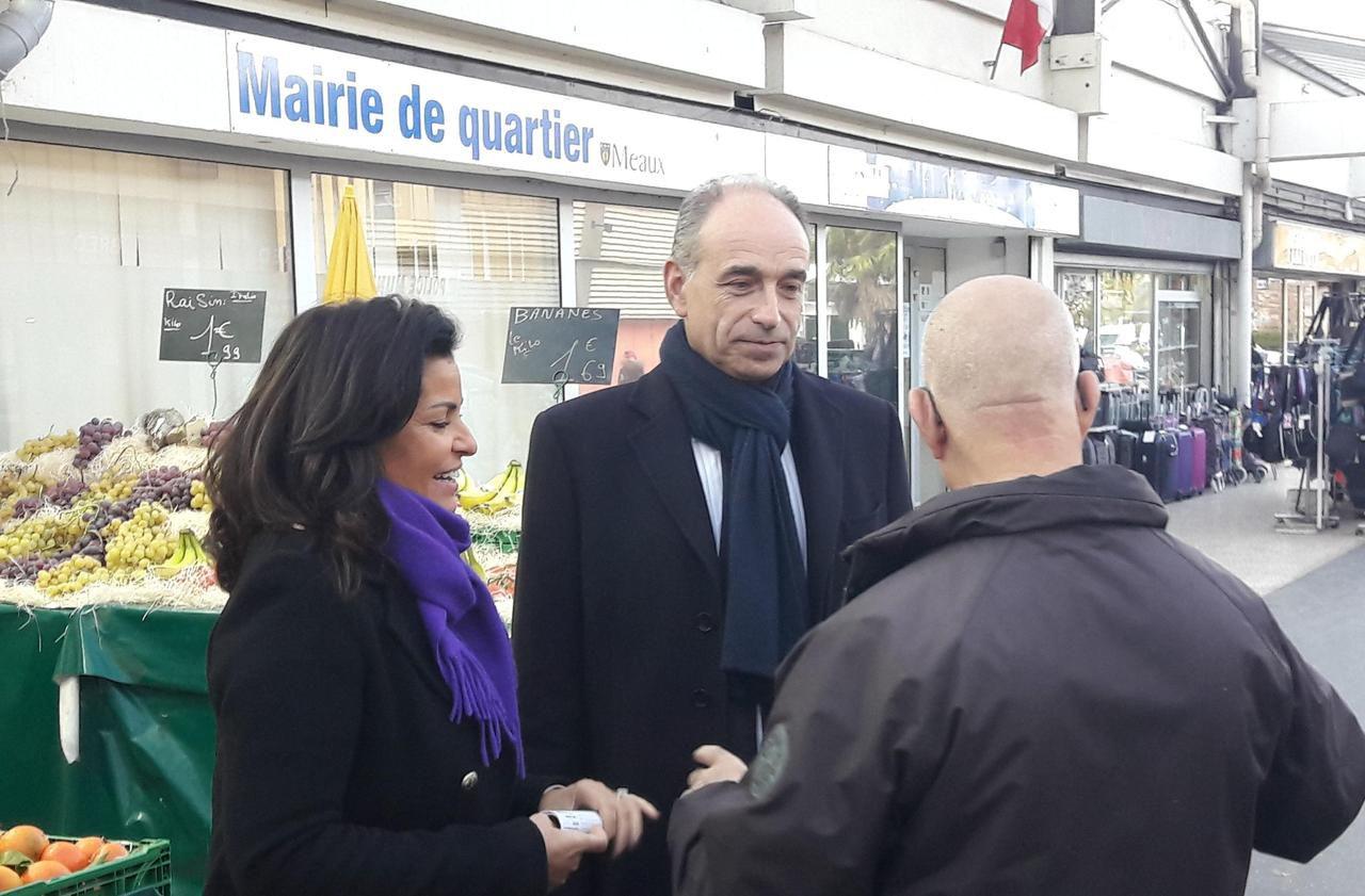 Meaux : Jean-François Copé promet une campagne en «happening régulier» - Le Parisien