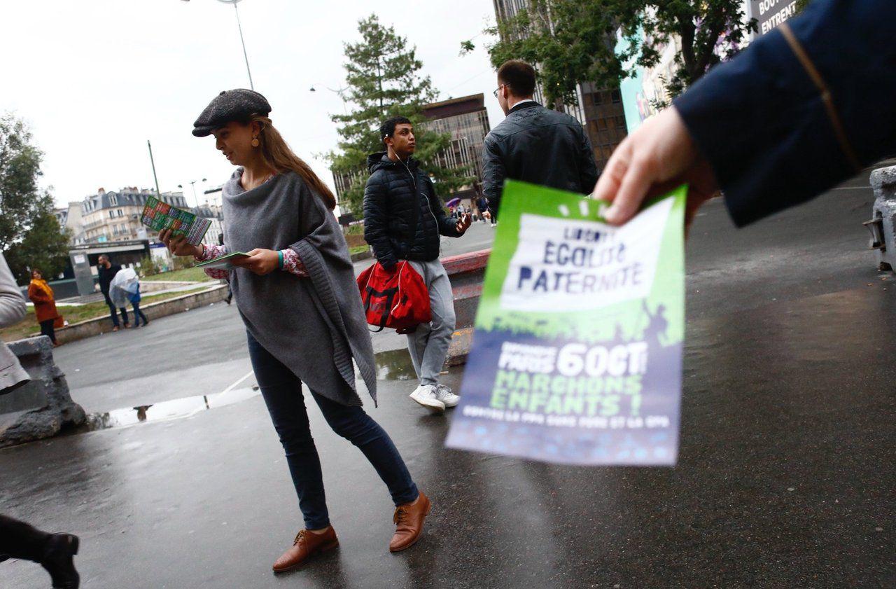 Jeunes et anti-PMA pour toutes : «On n'écoute pas le point de vue de l'autre», regrette un sociologue