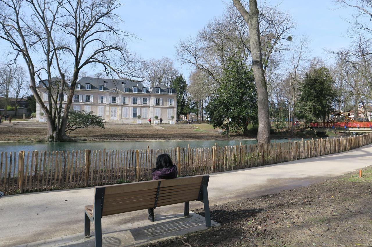Orly : le parc Méliès dévoile son nouveau visage