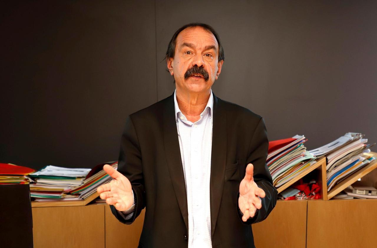 Philippe Martinez : «Nous condamnons toute forme de violence»