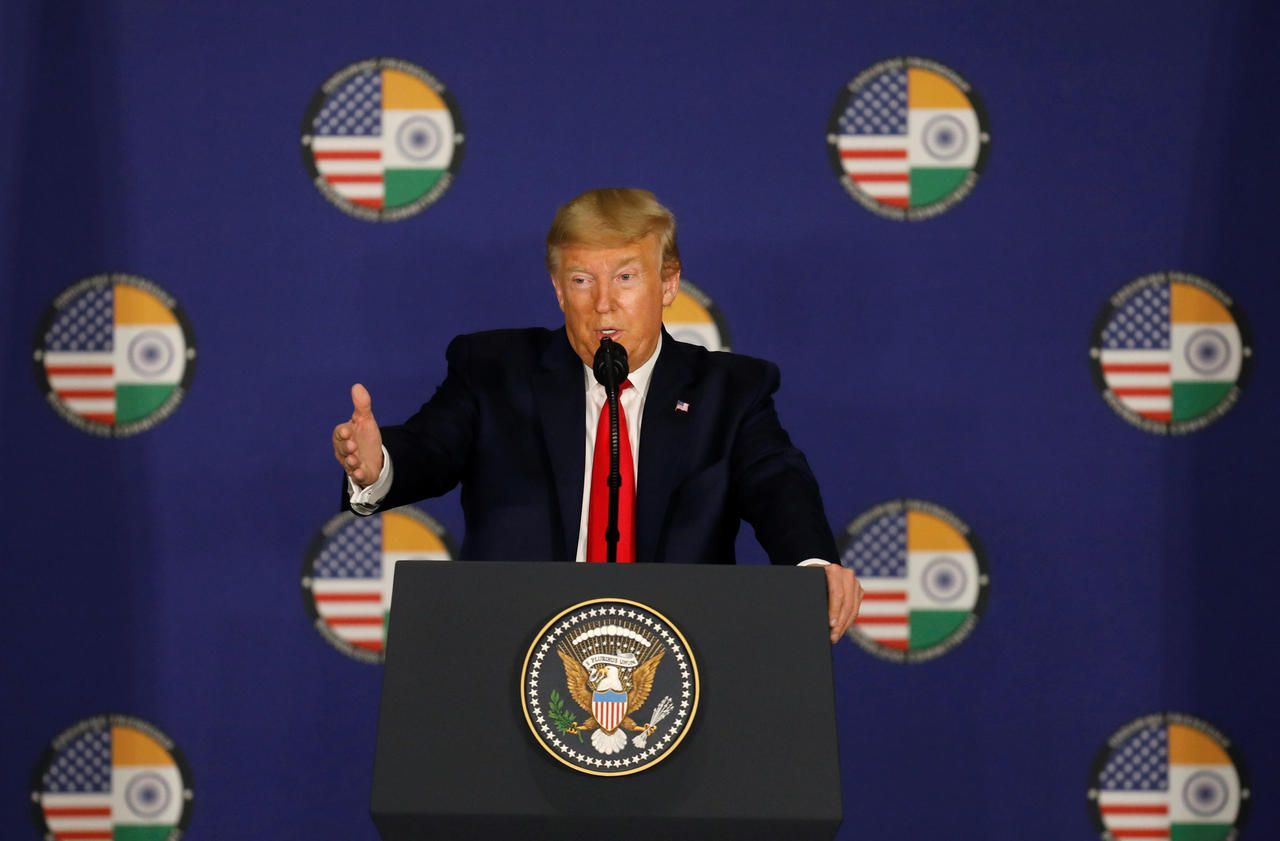 Weinstein condamné : Trump salue «un message très fort»