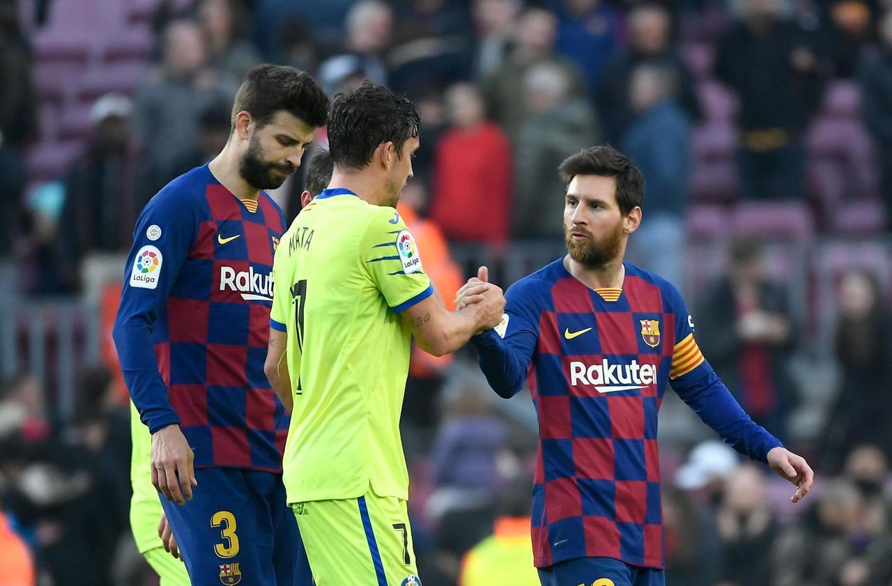Le Barça nie être à l'origine des calomnies contre ses joueurs