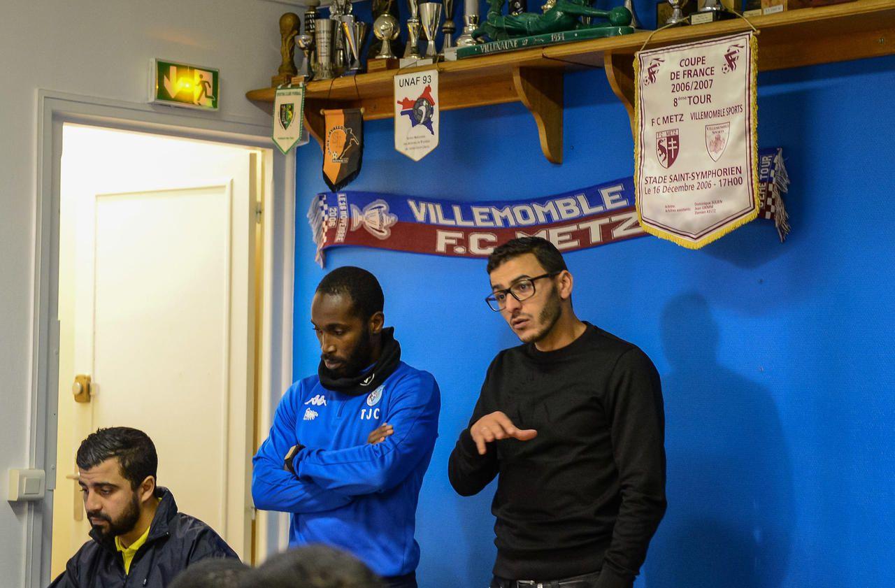 Coupe de France (7e tour) : à Villemomble, les pros sont sur le banc - Le Parisien
