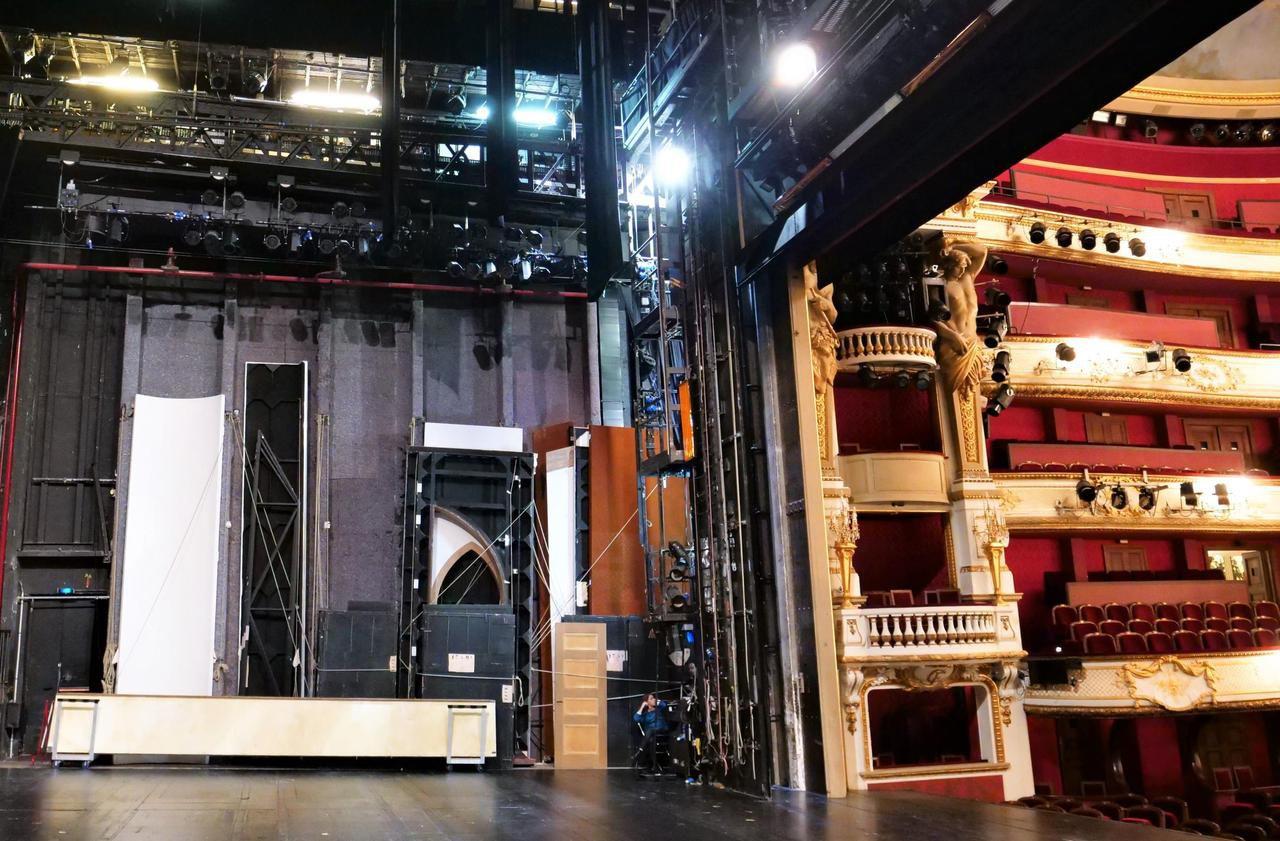 La Comédie-Française va migrer au Théâtre Marigny pour 7 mois