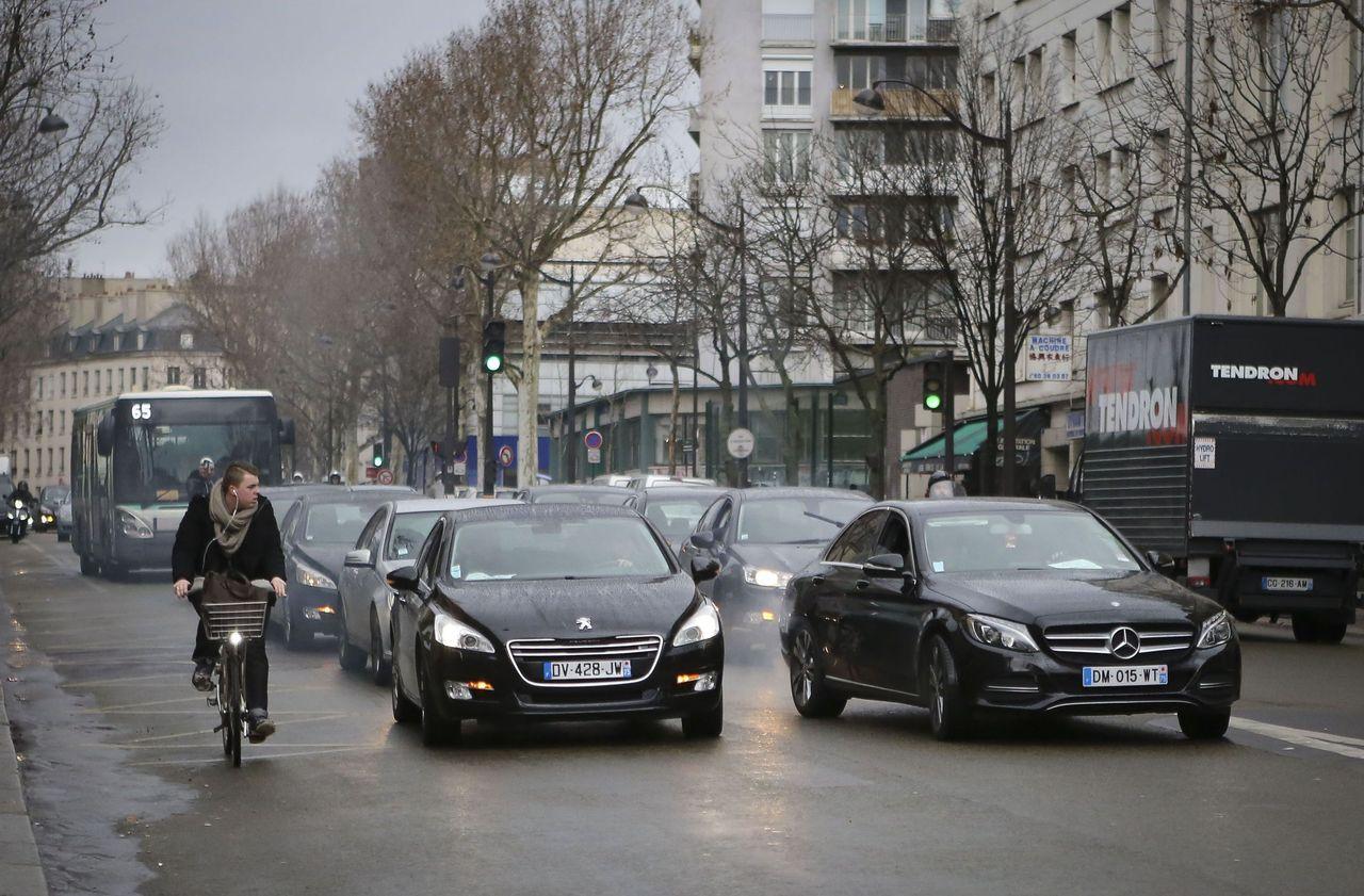 Grève des transports jeudi à Paris : les VTC n'ont pas majoré leurs tarifs ce matin