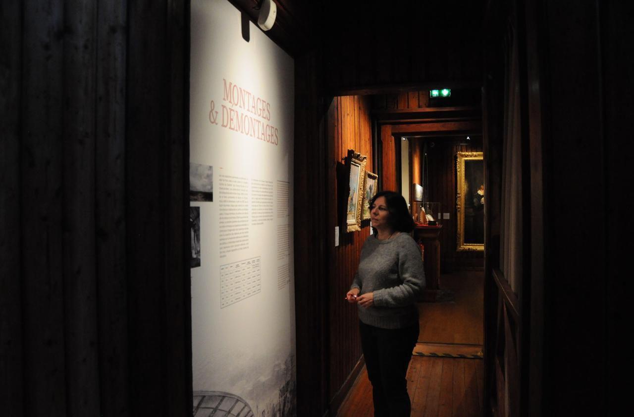 Courbevoie : les pavillons des expositions universelles sortent de l'oubli - Le Parisien