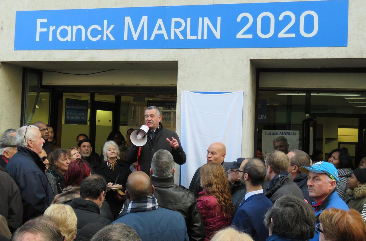 Municipales à Étampes : Franck Marlin veut récupérer « sa » mairie