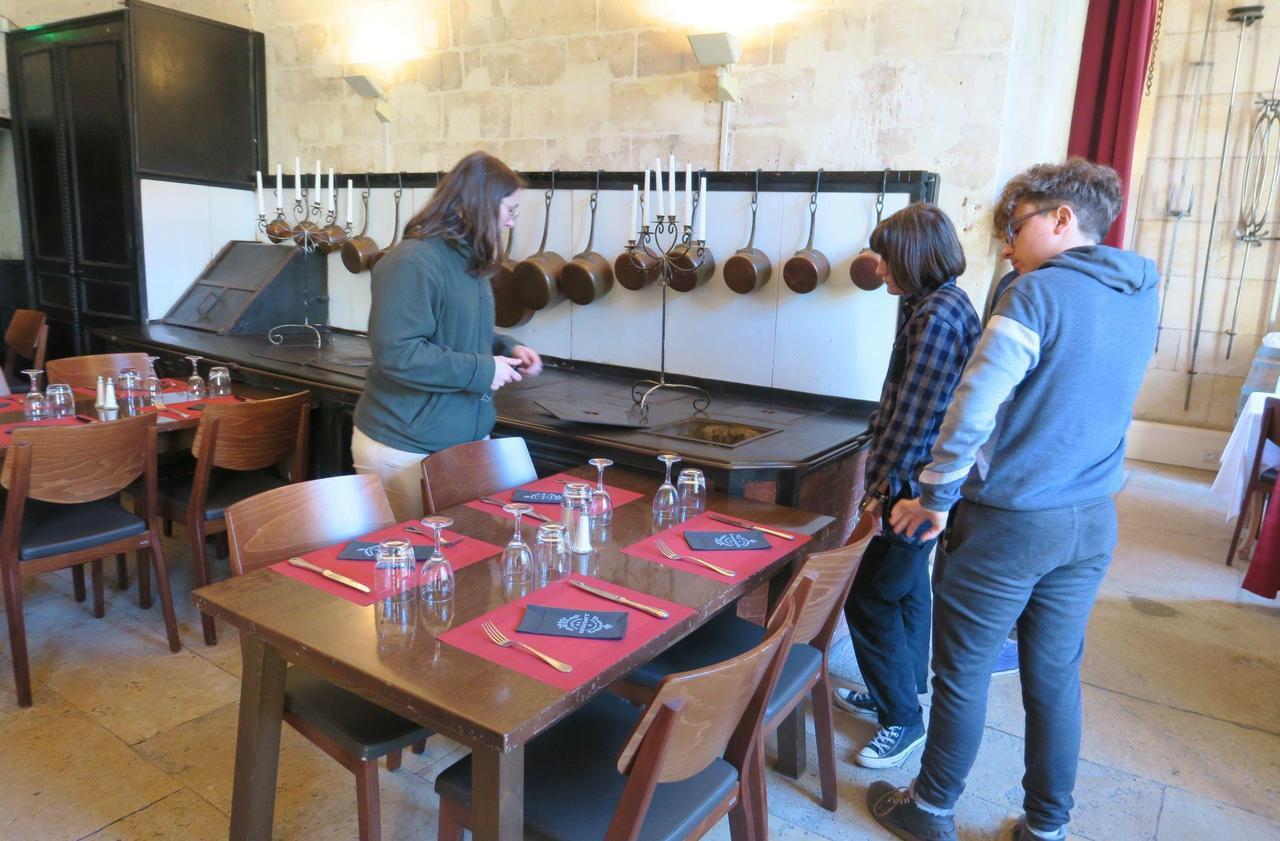 Des cuisines à la salle à manger, voyagez dans le secret des fêtes princières de Chantilly