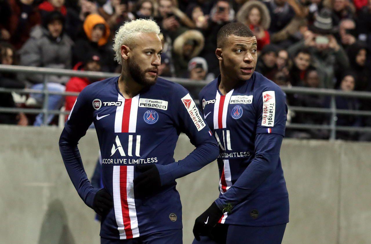 Match de NBA à Paris : Neymar, Mbappé, Parker… du beau monde aussi en tribunes