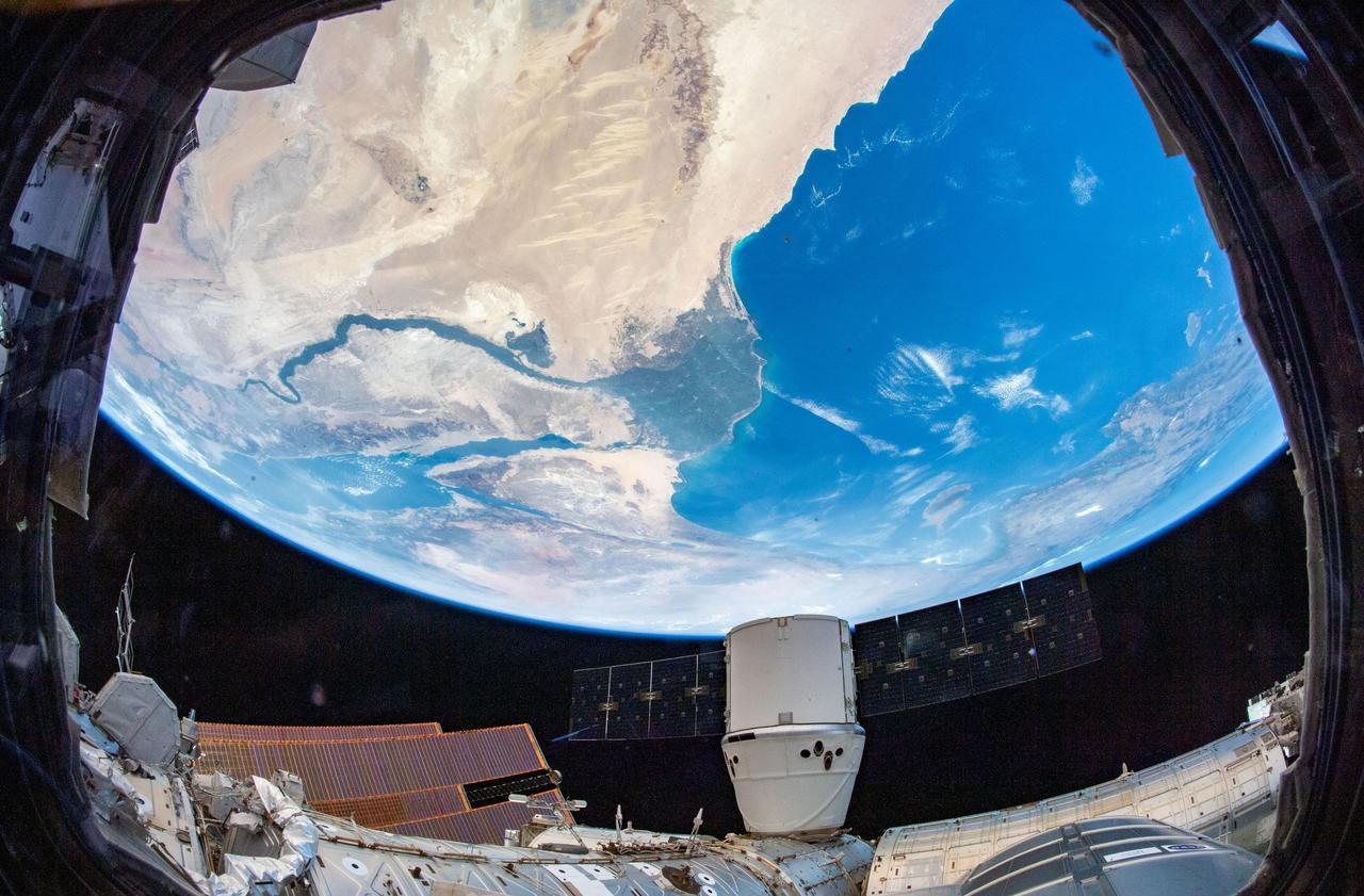 Espace : comment la station spatiale a sauvé sa peau jusqu'en 2030