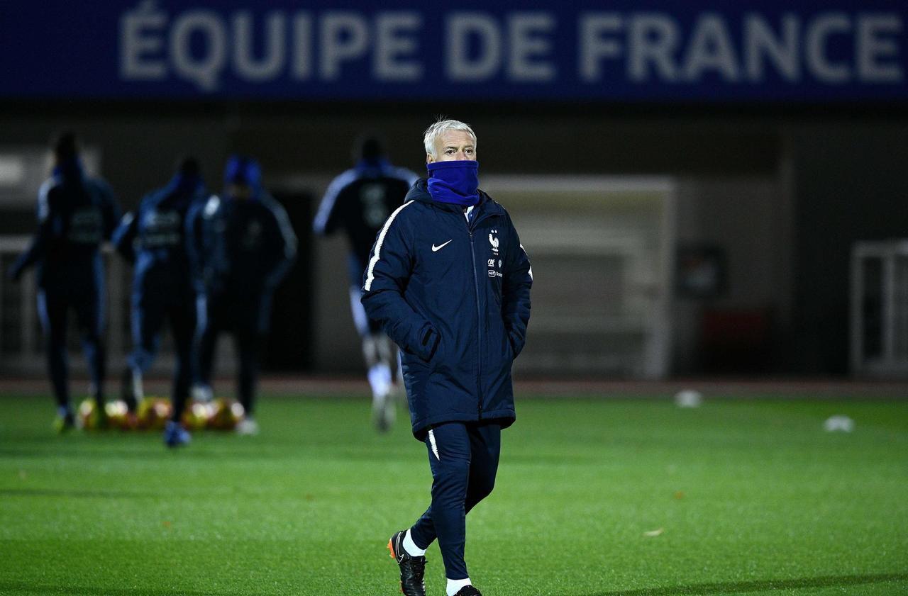 Gilets jaunes : l'équipe de France a rejoint Clairefontaine sans problème