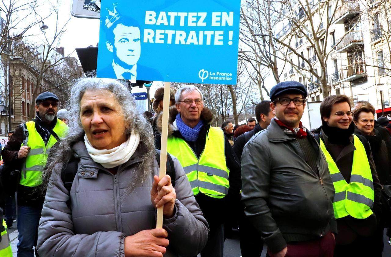 Réforme des retraites : 92 000 manifestants en France, les opposants peinent à rassembler