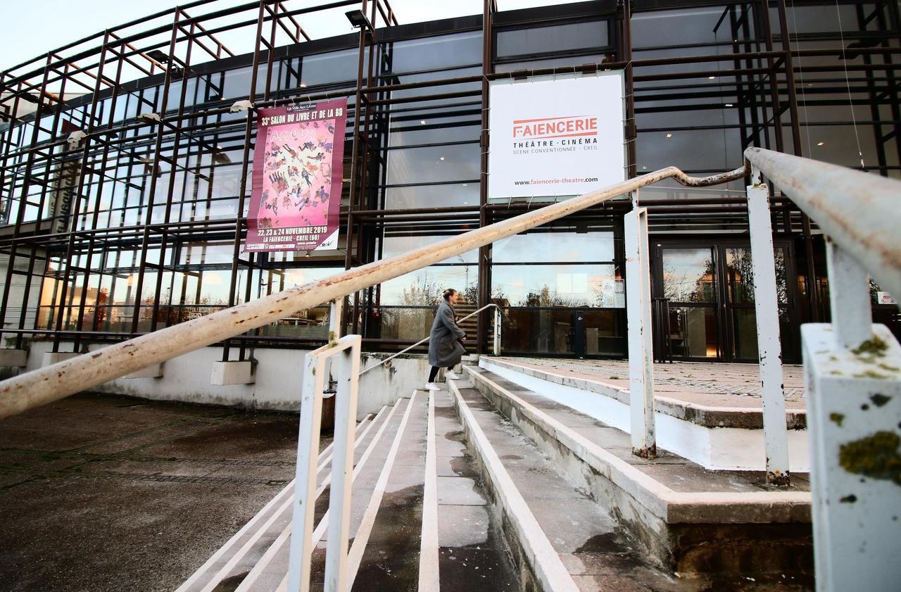Théâtre, spectacle et cinéma sont de retour à la Faïencerie de Creil - Le Parisien