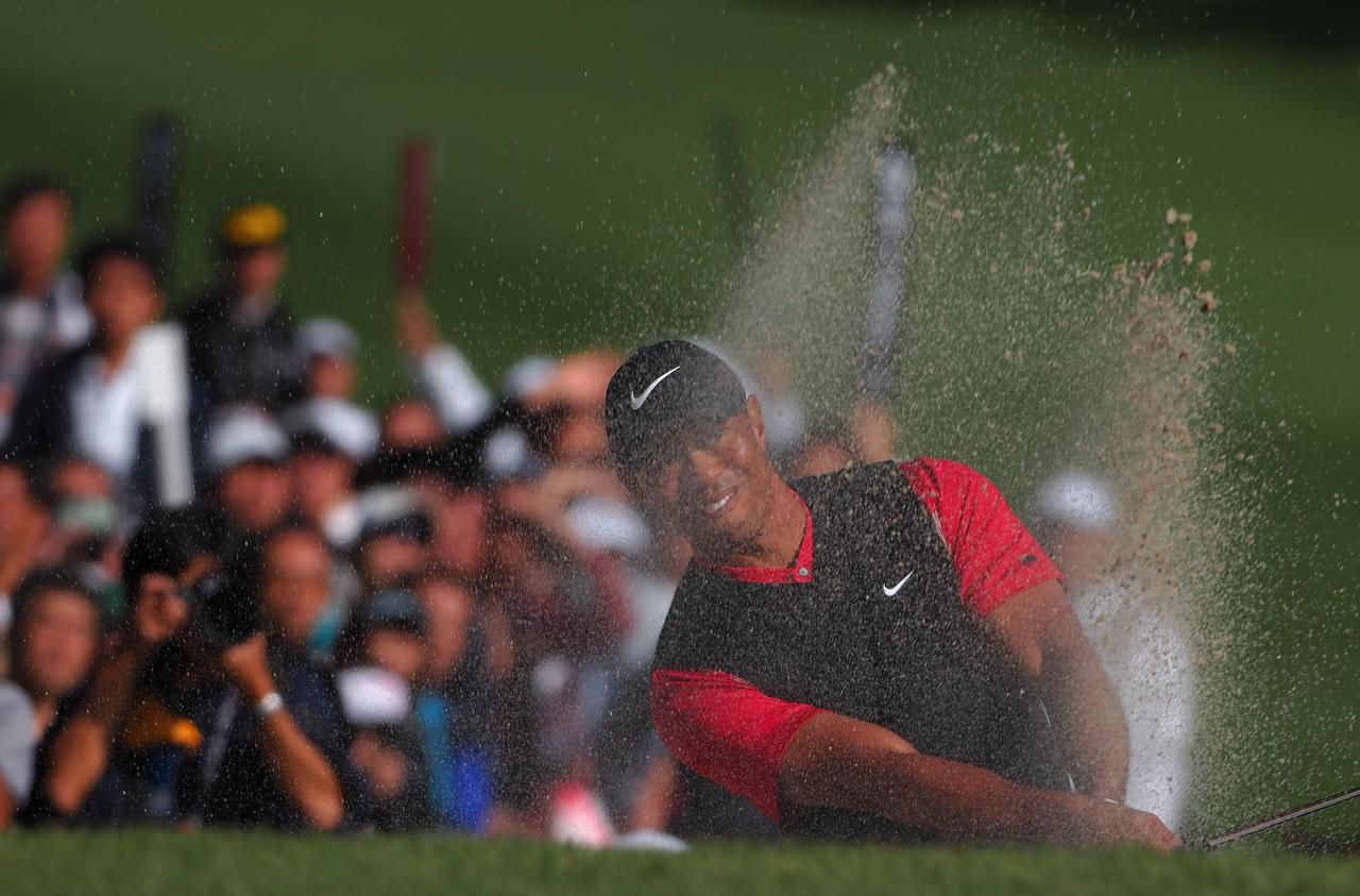 Golf : 82e titre PGA pour Tiger Woods, un record !
