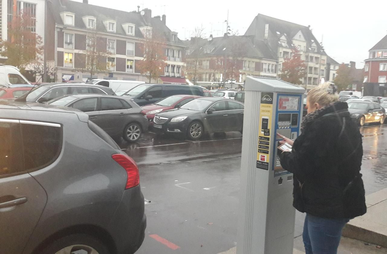 Beauvais : 3 000 heures de stationnement gratuit pour faire du shopping