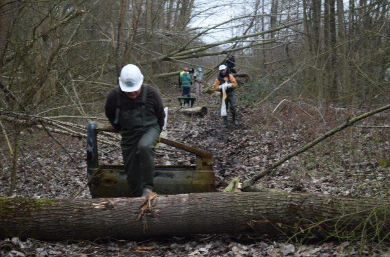 Seine-et-Marne : avec OSE, le combat contre les déchets continue