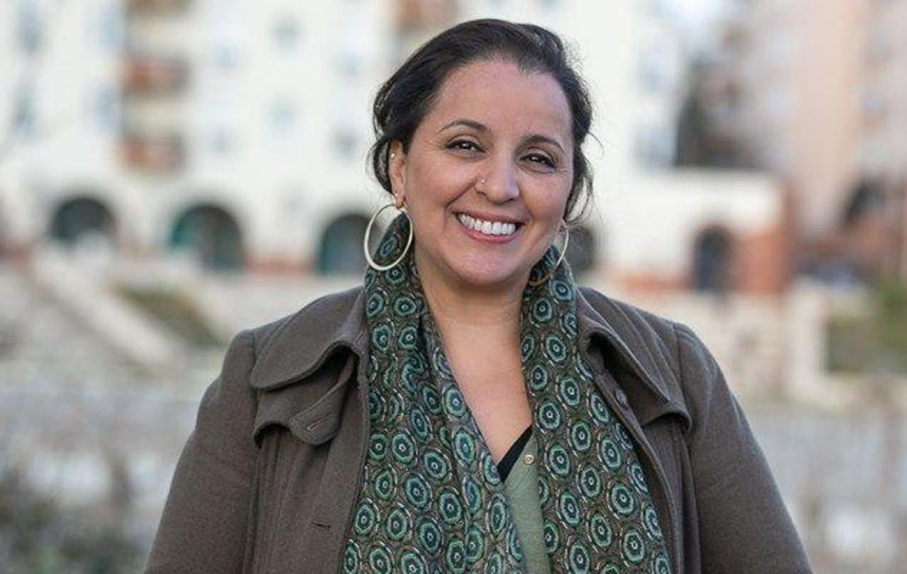 Municipales à Créteil : la candidate EELV, c'est elle !