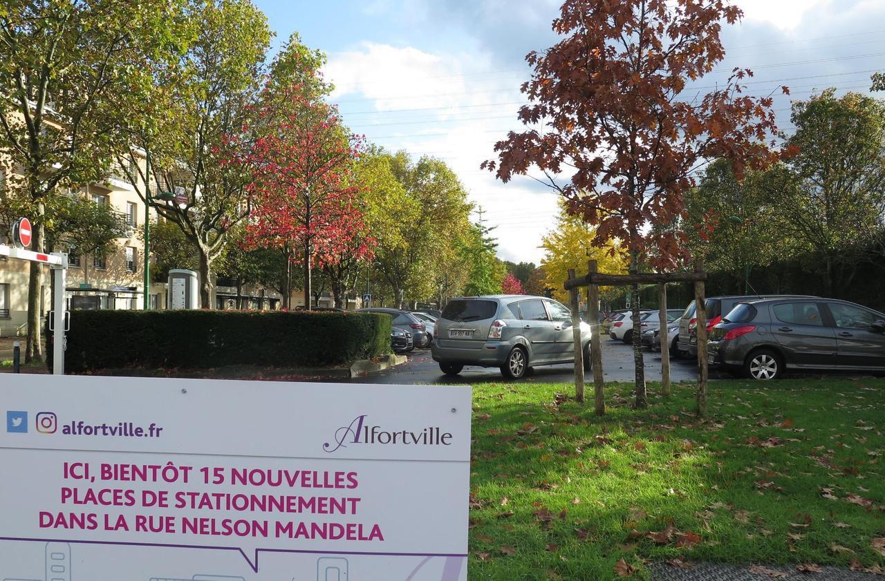 Municipales à Alfortville : le stationnement s'améliore mais pas partout - Le Parisien
