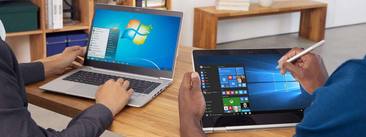 Passez de Windows 7 à Windows 10 et profitez d'une remise inédite !