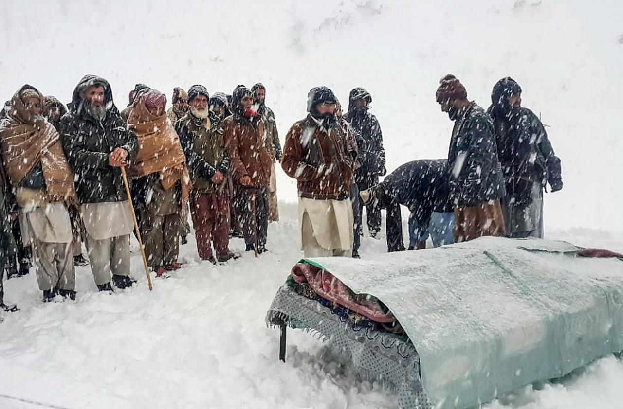 Intempéries : au moins 140 morts au Pakistan et en Afghanistan