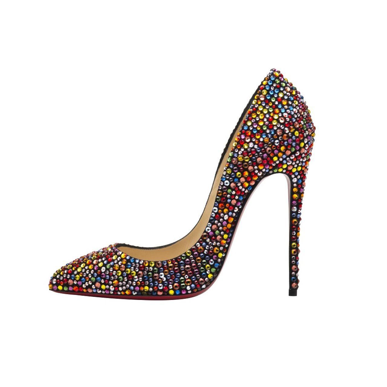 louboutin chaussure danse