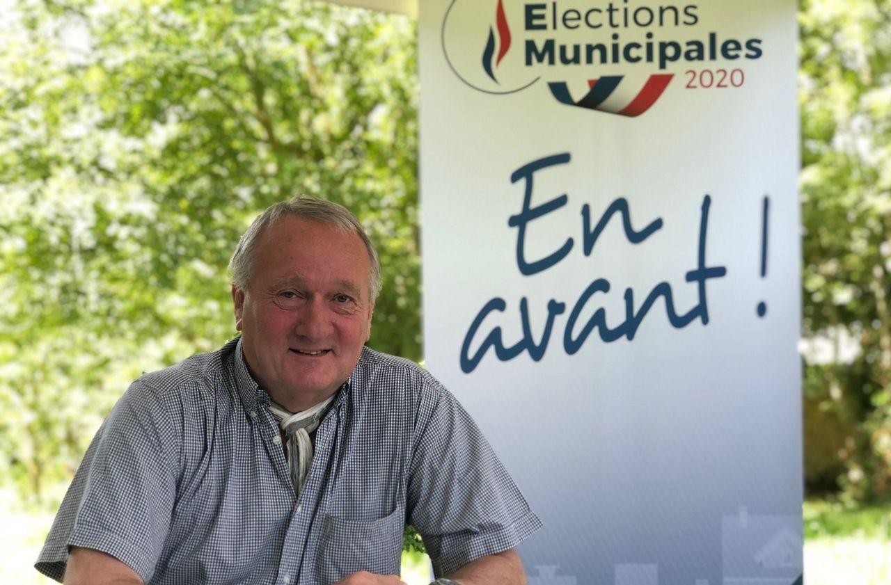 À Montgeron, le candidat soutenu par le Rassemblement national avance masqué - Le Parisien