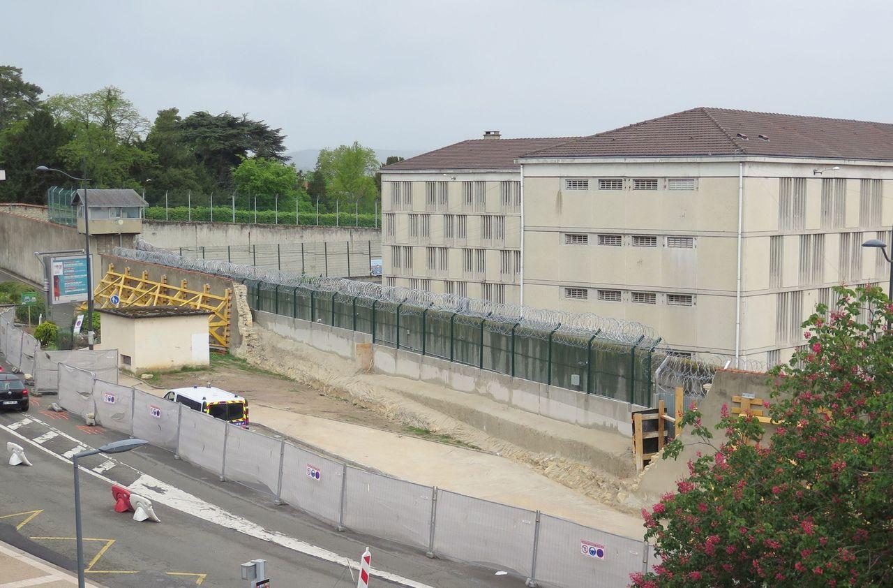 Yvelines : la prison de Poissy se fissure encore