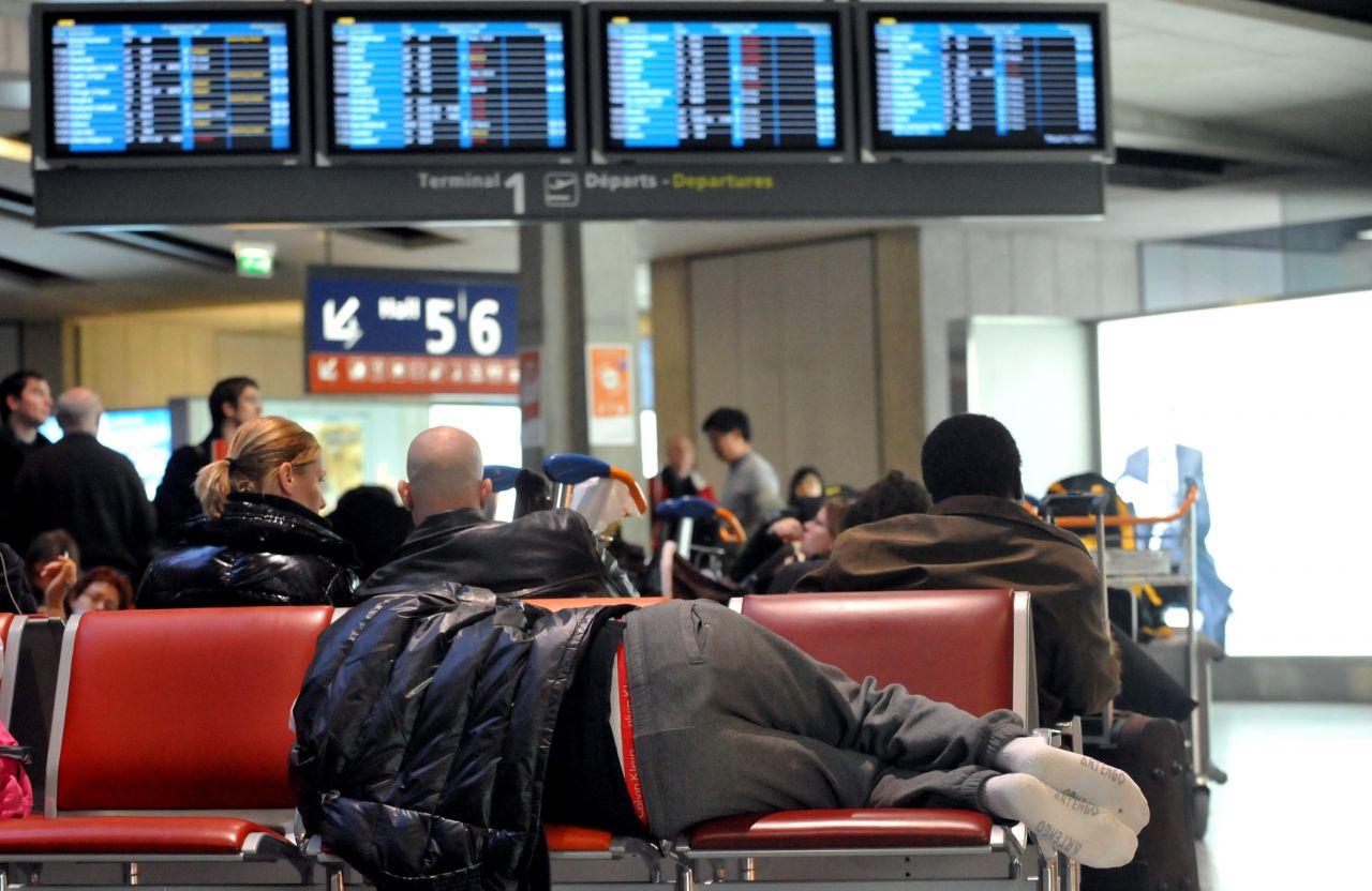 Transport aérien : 220 000 passagers impactés par des retards pendant l'été