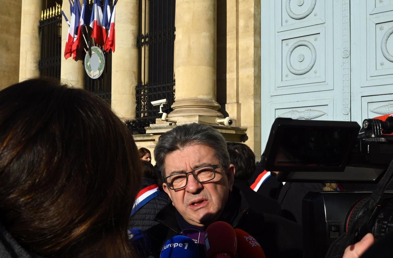 Marine Le Pen et «l'humanisme» : ce qu'a dit Mélenchon