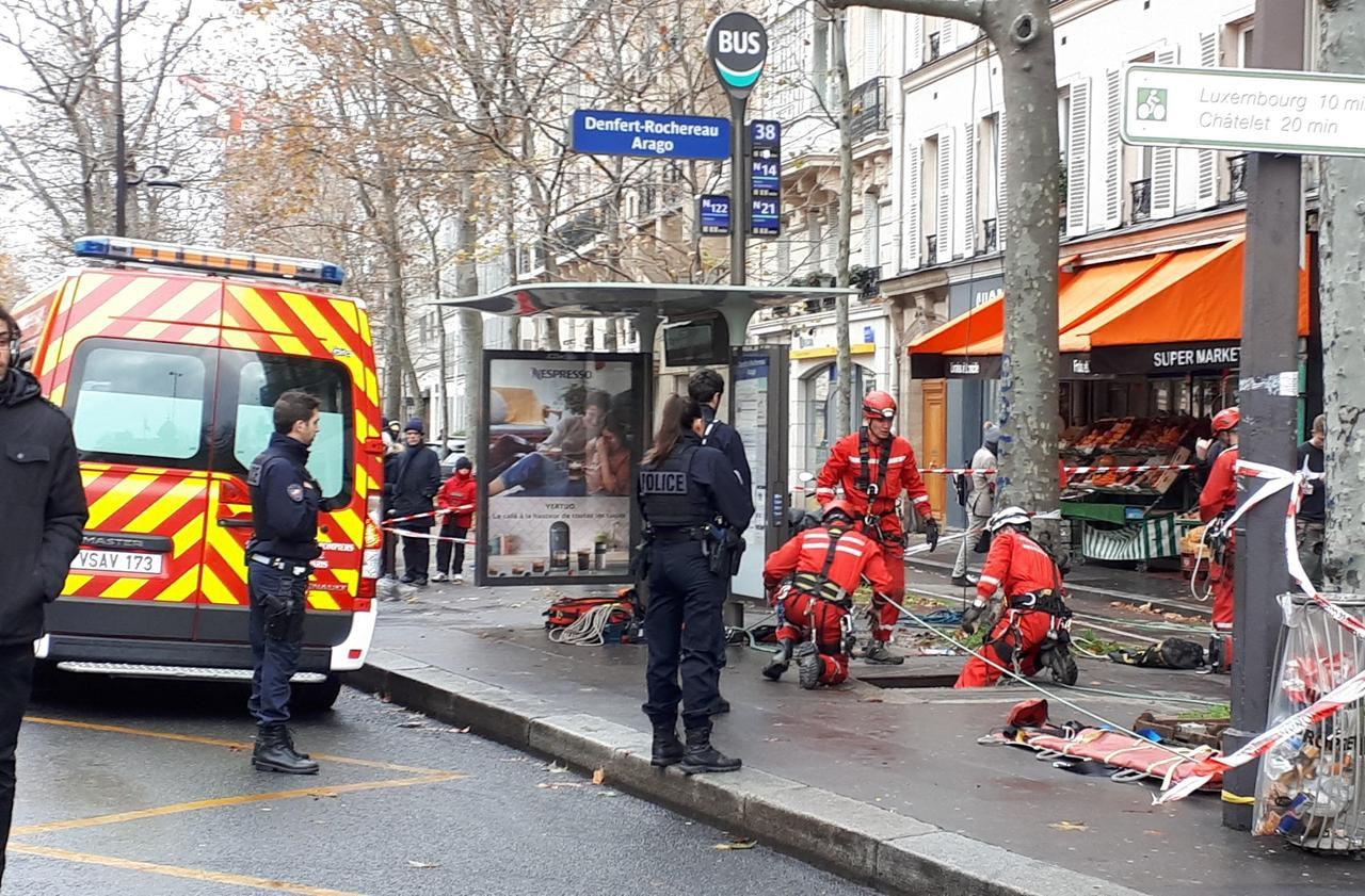 Paris : l'intrusion dans les Catacombes se solde par une chute