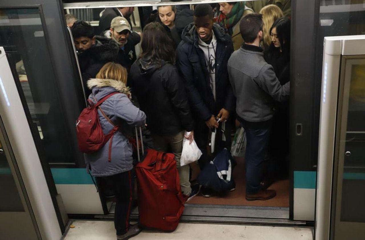 Grève RATP et SNCF : les prévisions de trafic pour ce dimanche 19 janvier en Île-de-France