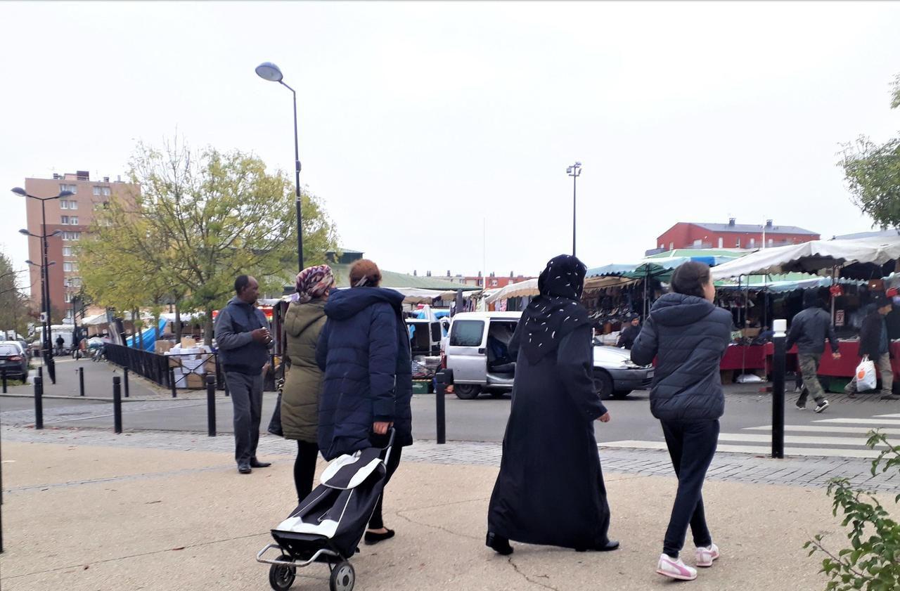 Municipales à Trappes : «Ici, c'est immeubles et voitures…» - Le Parisien