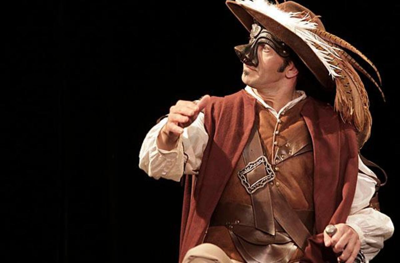 Théâtre à Paris : un «Cyrano» emballant