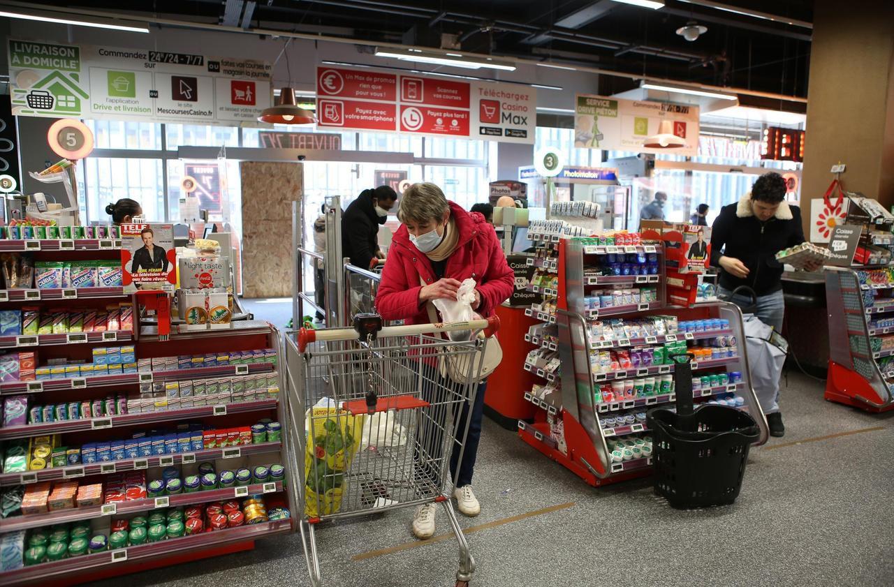 Confinement : pourquoi votre budget courses alimentaires explose