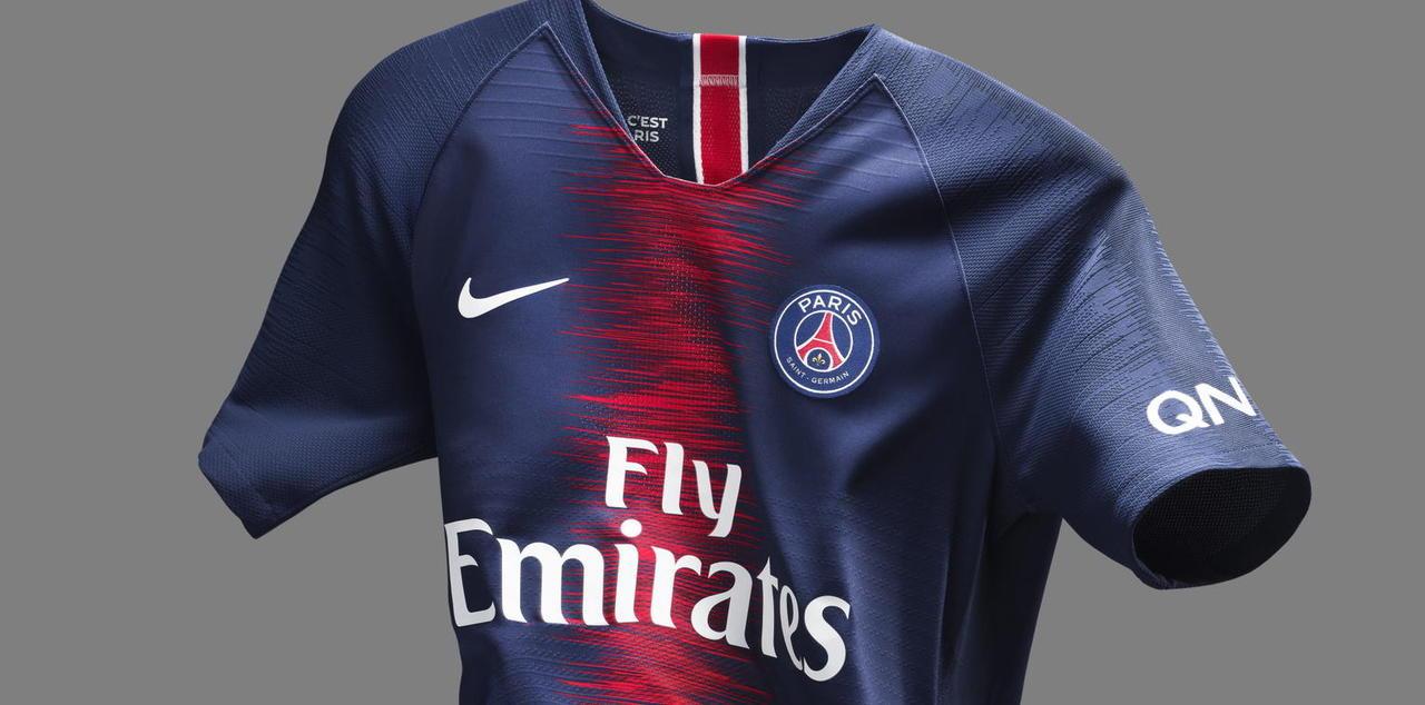 for whole family exquisite style reputable site Le nouveau maillot du PSG dévoilé - Le Parisien