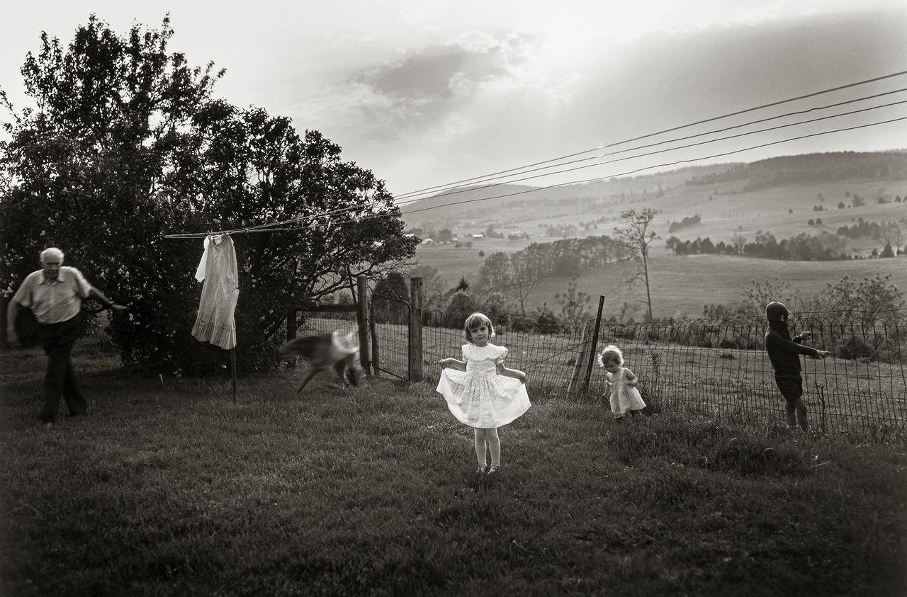 Photographie : la terre natale de Sally Mann