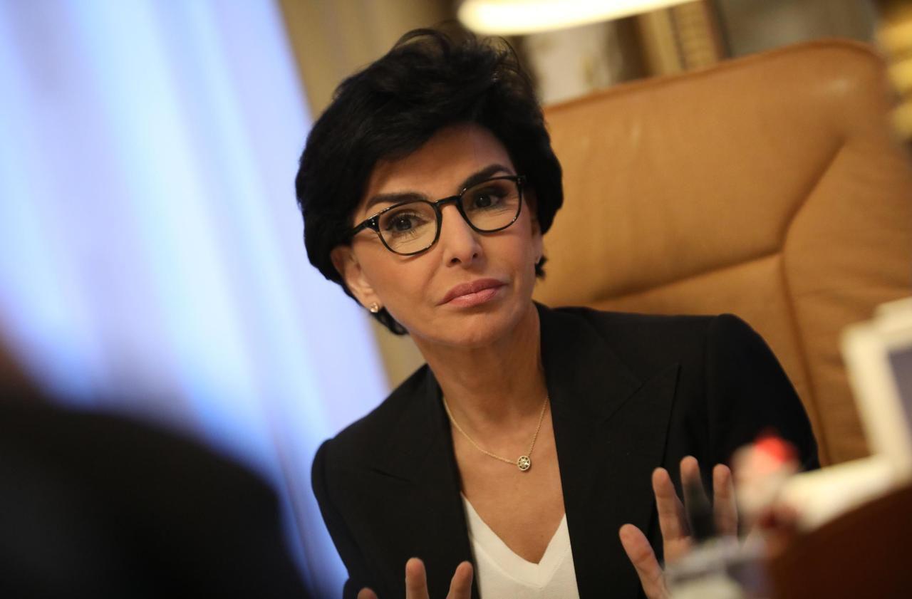 Municipales : «Je ne me résous pas à laisser Paris décliner», confie Rachida Dati