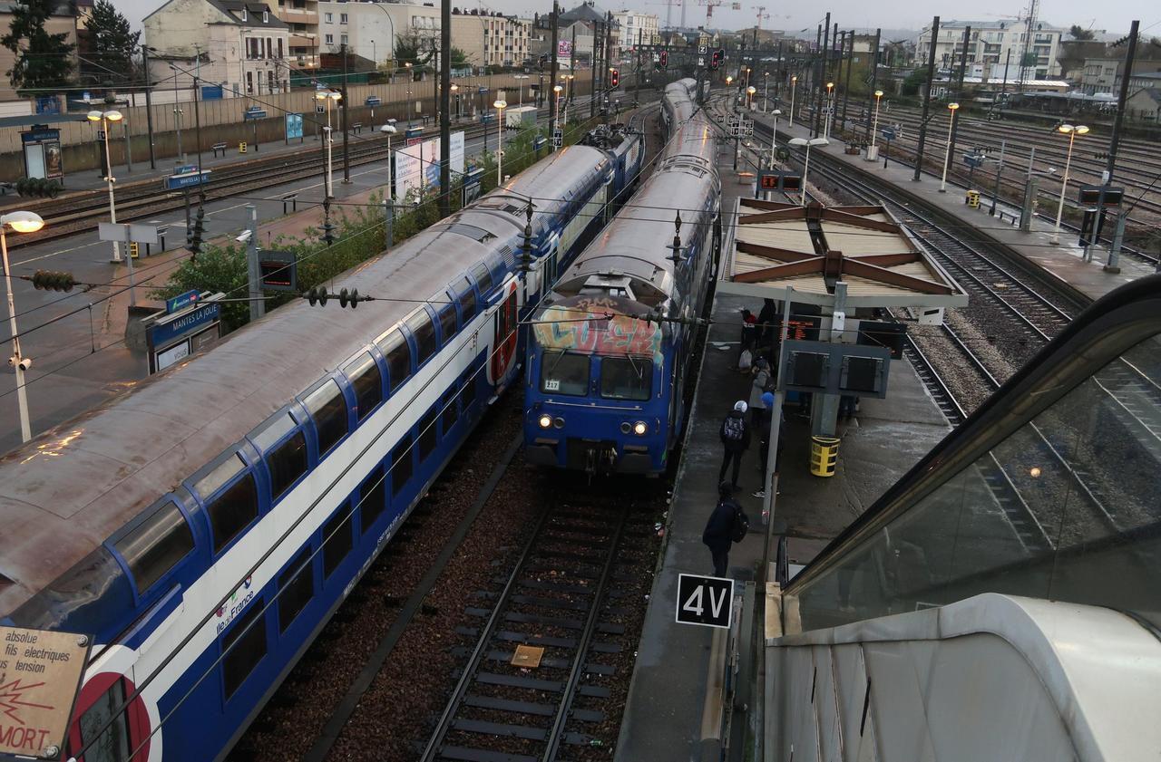 Soudain, les trains normands ne s'arrêtent plus dans les gares des Yvelines !