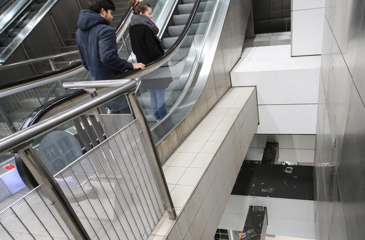 Une plainte après une chute mortelle dans le métro de Rennes