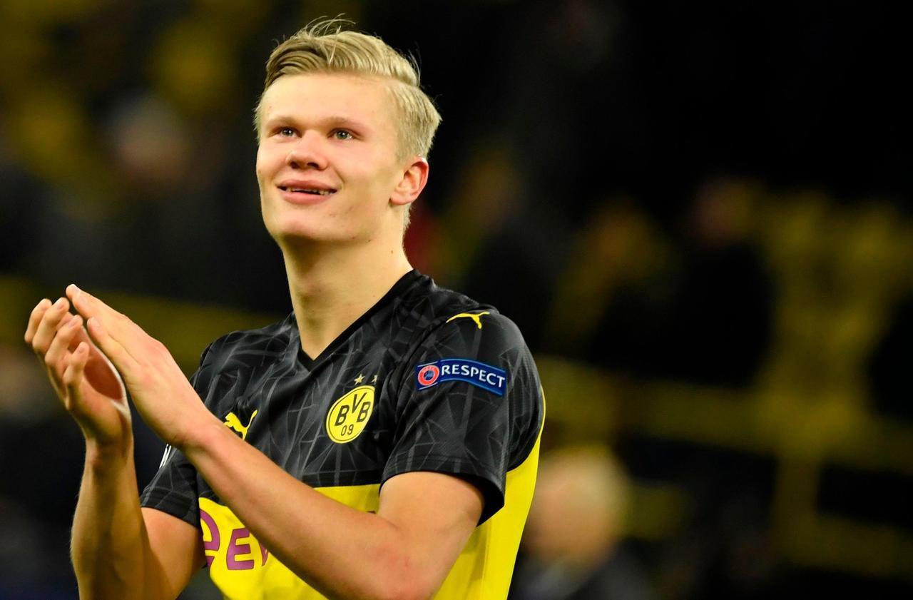 Dortmund-PSG : «Haaland ? Un grand sprinteur lancé met 4 m à dans la vue»
