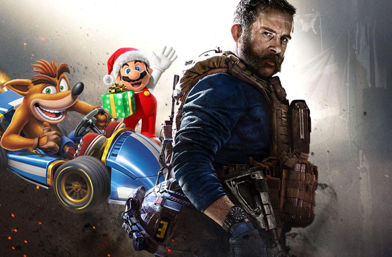 Jeux vidéo : «Call of Duty», «Super Mario Maker 2»… notre sélection de Noël