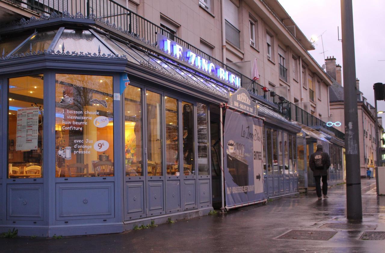 Beauvais : le voleur du Zinc Bleu trahi par son sang