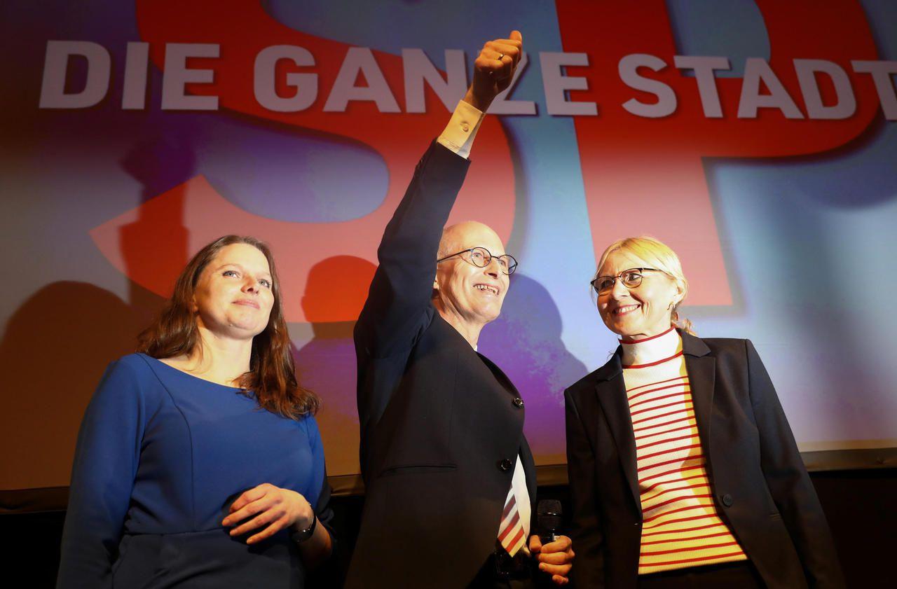 Hambourg : les sociaux-démocrates gardent leur fief, les Verts en force