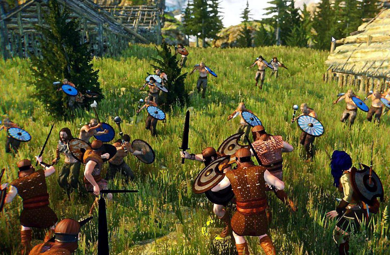Winterfall, le jeu vidéo qui parle corse